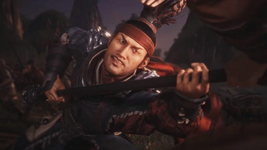Total War Three Kingdoms Trailer Lu Bu