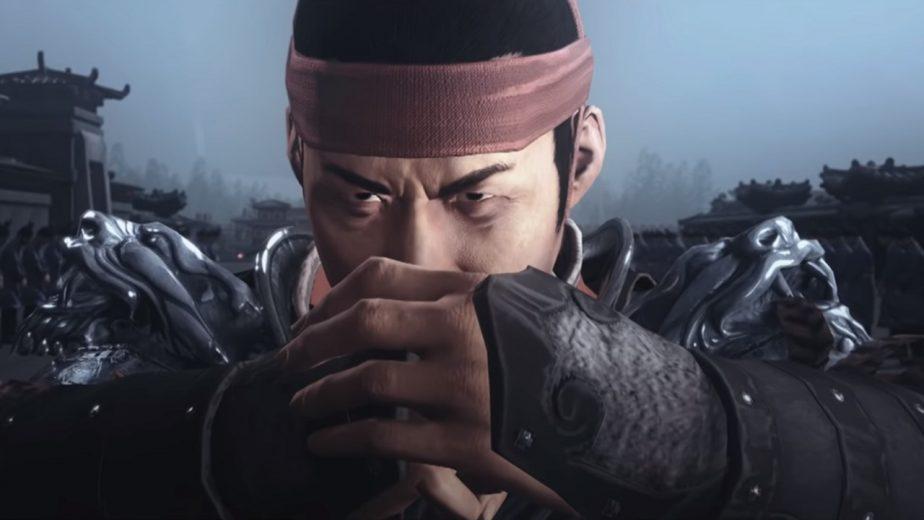 Total War Three Kingdoms Trailer Lu Bu Threat