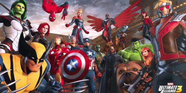 Captain Marvel Joins Ultimate Alliance 3 Roster