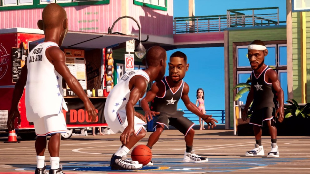 How to Unlock the Full NBA 2K Playgrounds 2 Roster