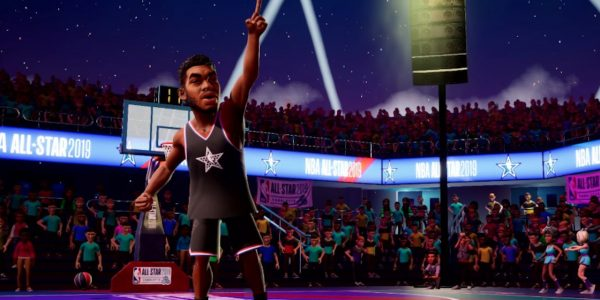 karl anthony towns nba 2k playgrounds 2 winner celebrity all-star game