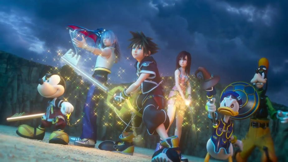 Kingdom Hearts 3 Because of You
