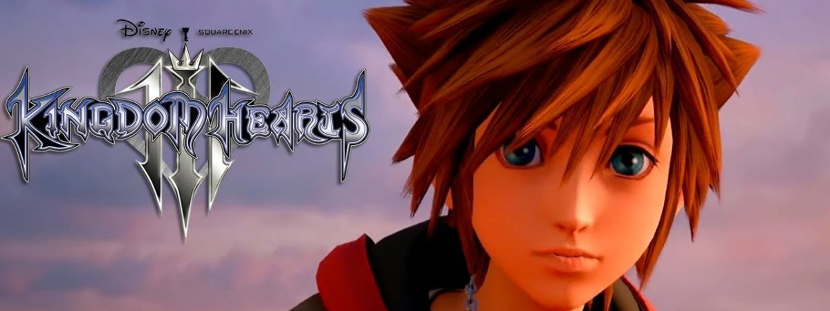 Kingdom Hearts 3 Because of You anti bullying