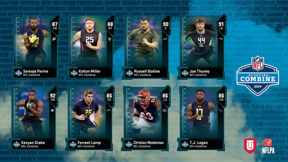 madden 19 combine standouts cards mut