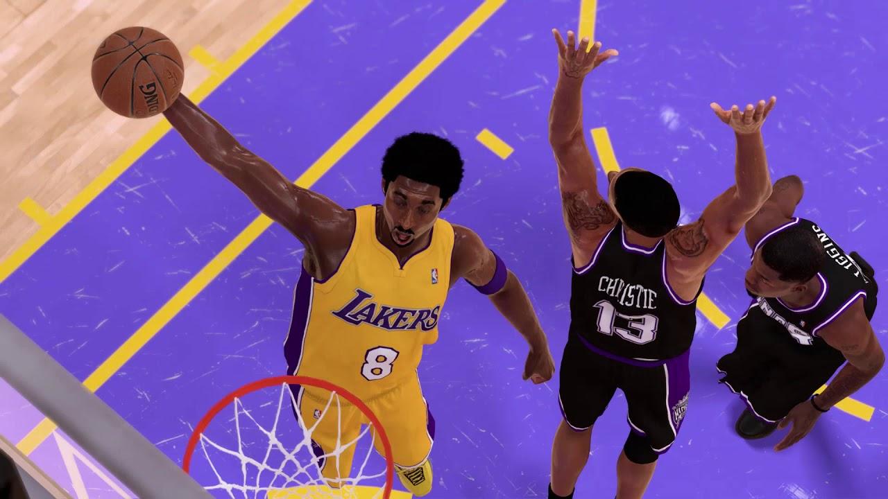 NBA 2K19 MyTeam Brings Kobe Bryant Packs, Diamond Player