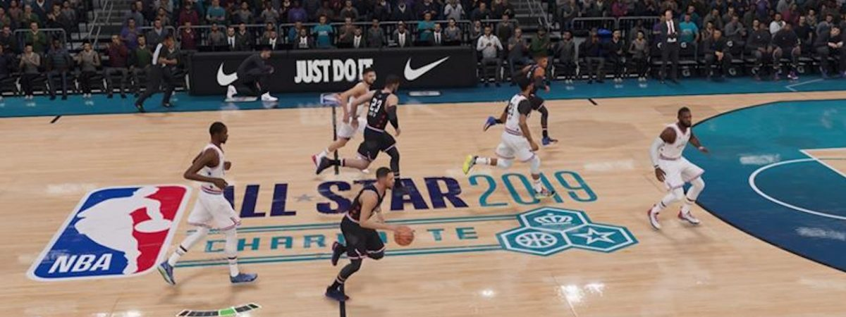 nba all star game 2019 prediction nba live 19 simulation results
