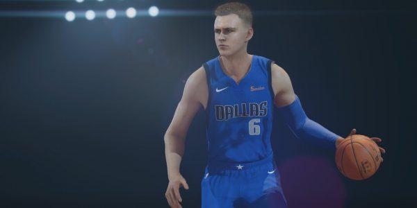 size 40 b2bc3 1aa82 NBA Live 19 Teams Update Adds Kristaps Porzingis To Mavs ...