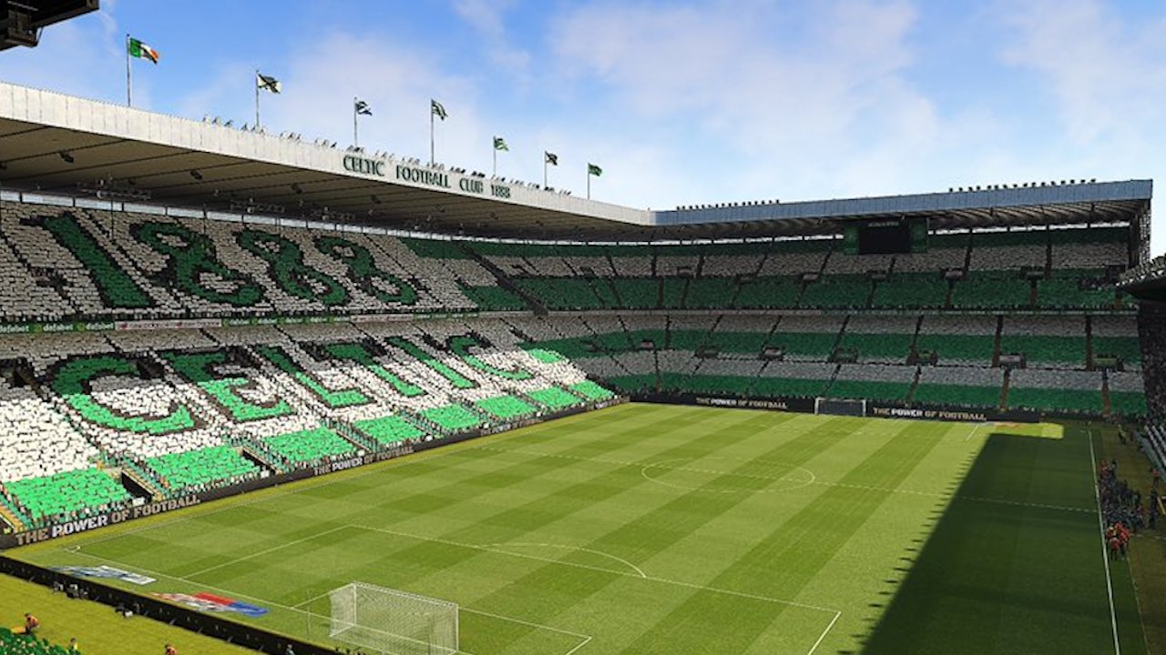 PES 2019 Data Pack 4 0 Content Update Adds Celtic Park