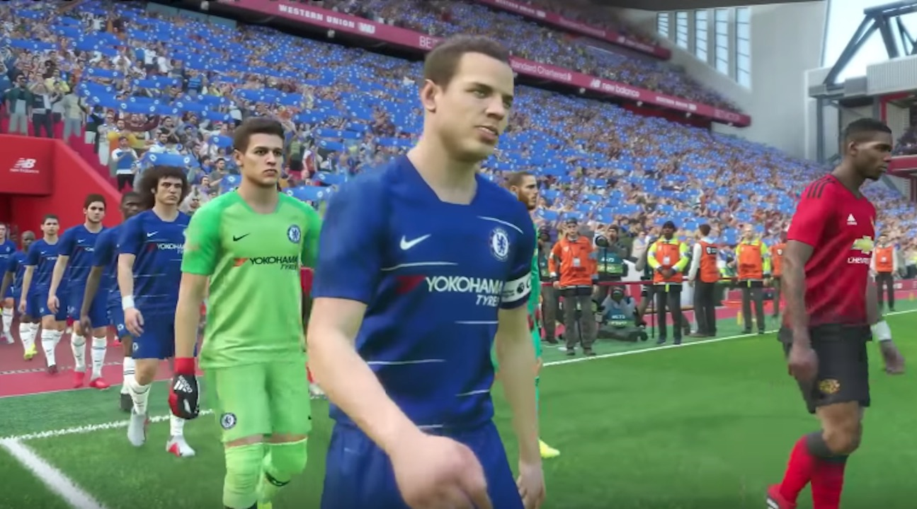 PES 2019: How To Get Real Teams For PS4 With Names, Kits, Logos