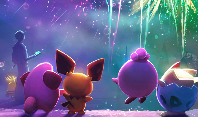 the latest pokemon GO Lunar Event is now available