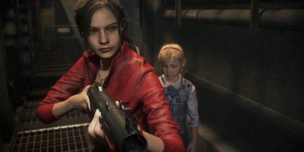 Resident Evil 2 Classic UI Mod Embraces the Nostalgia