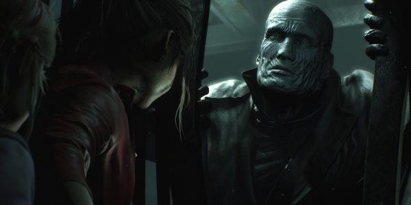 Resident Evil 2 DMX mod