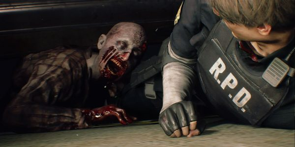 Resident Evil 2 fixed camera angles mod