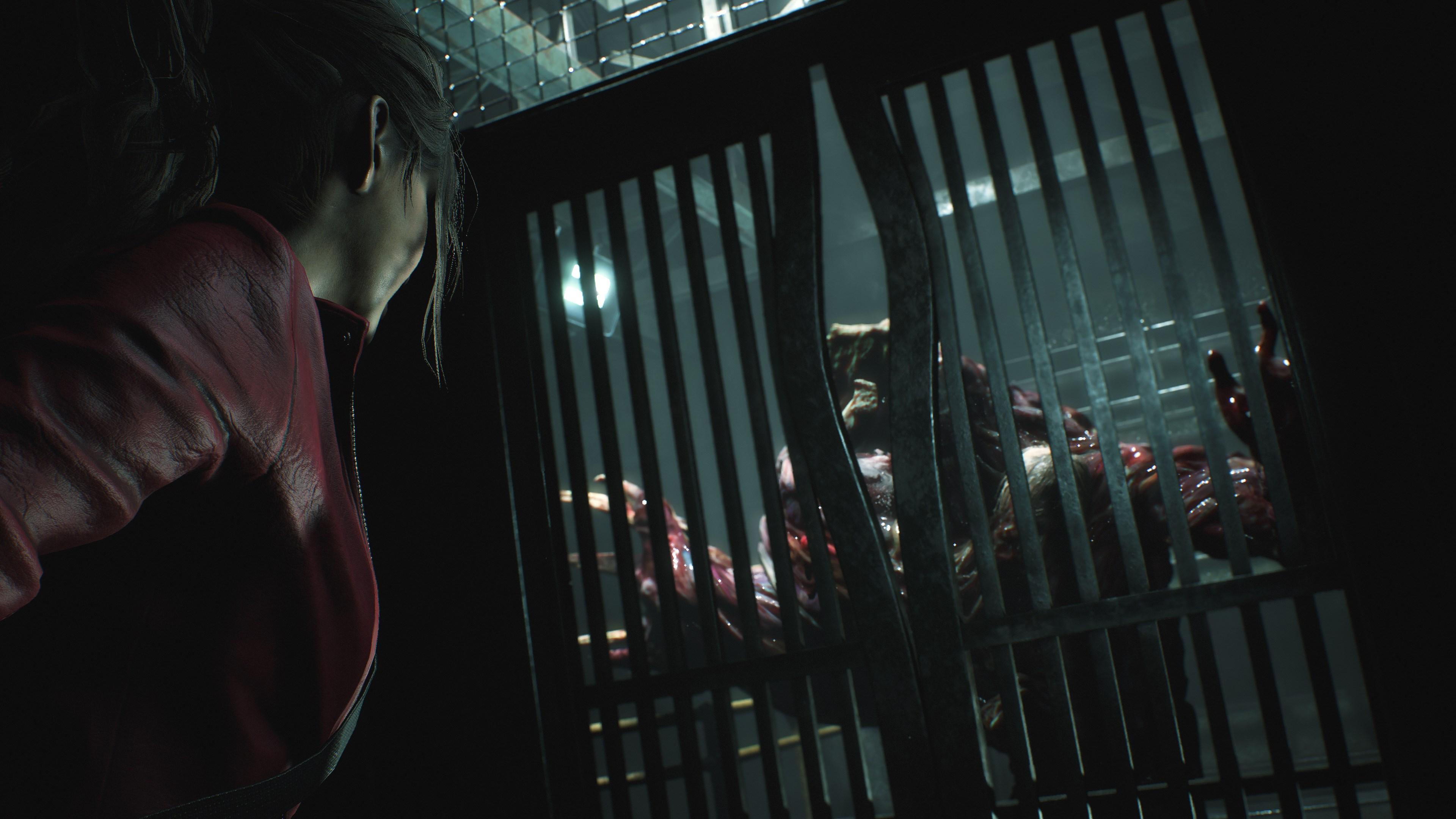 Resident Evil 2 remake no-hit speedrun