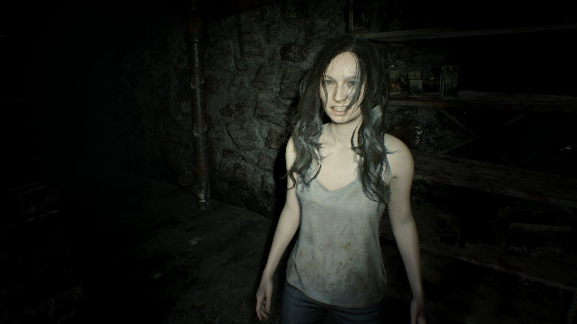 Resident evil 7 biohazard porn
