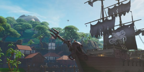 Fortnite Season 8 Week 1 Challenges Visit All Pirate Camps Cheat