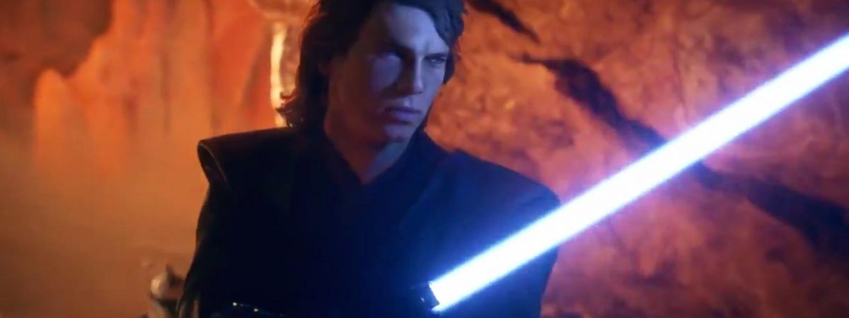 Star Wars Battlefront 2 Anakin Skywalker