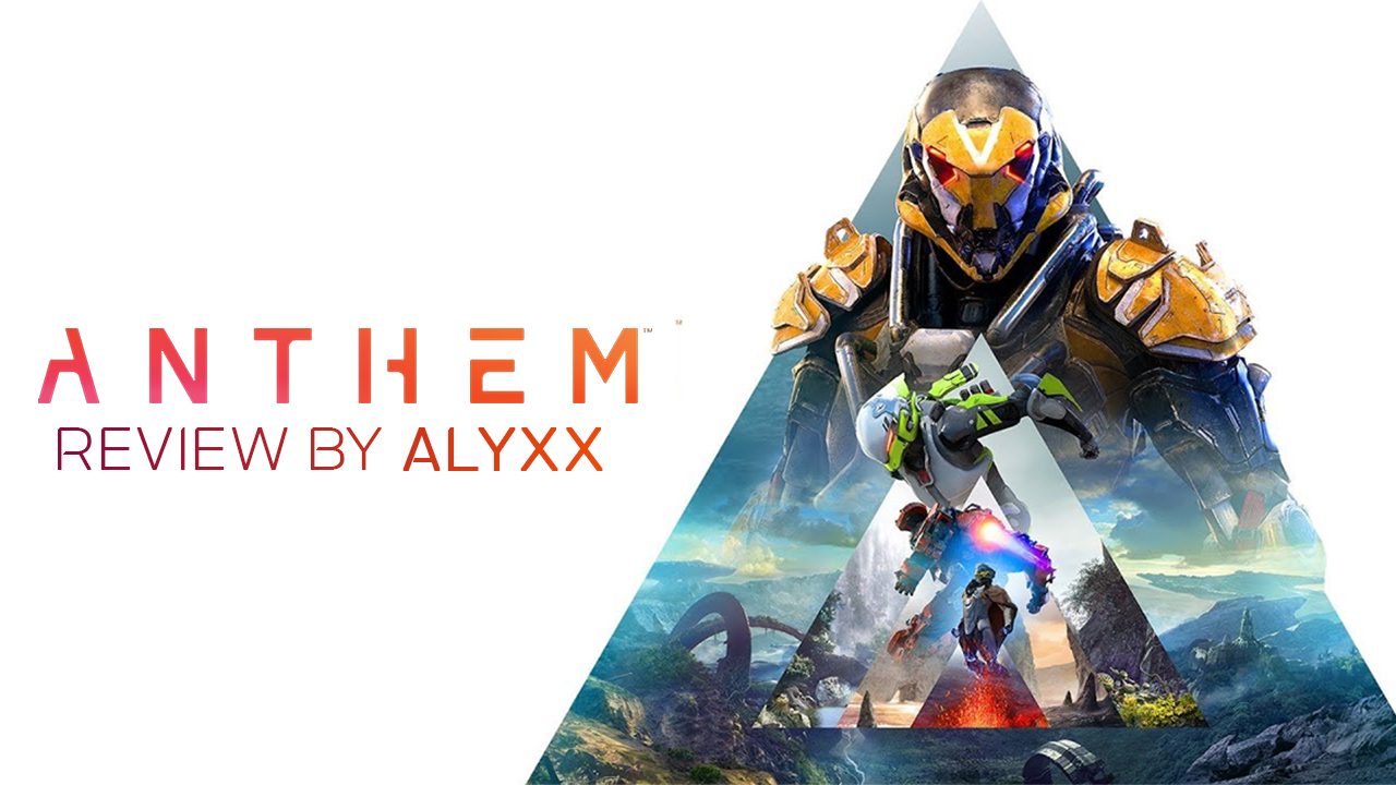 Anthem Pc Game Review