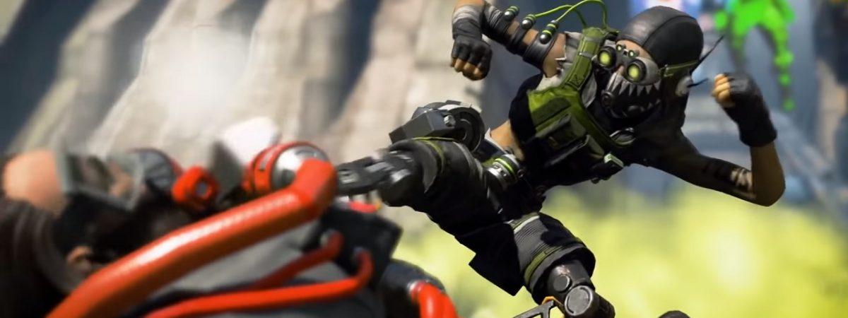 Apex Legends Octane Character Trailer