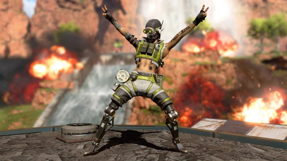 Apex Legends Octane Officially Announced 2