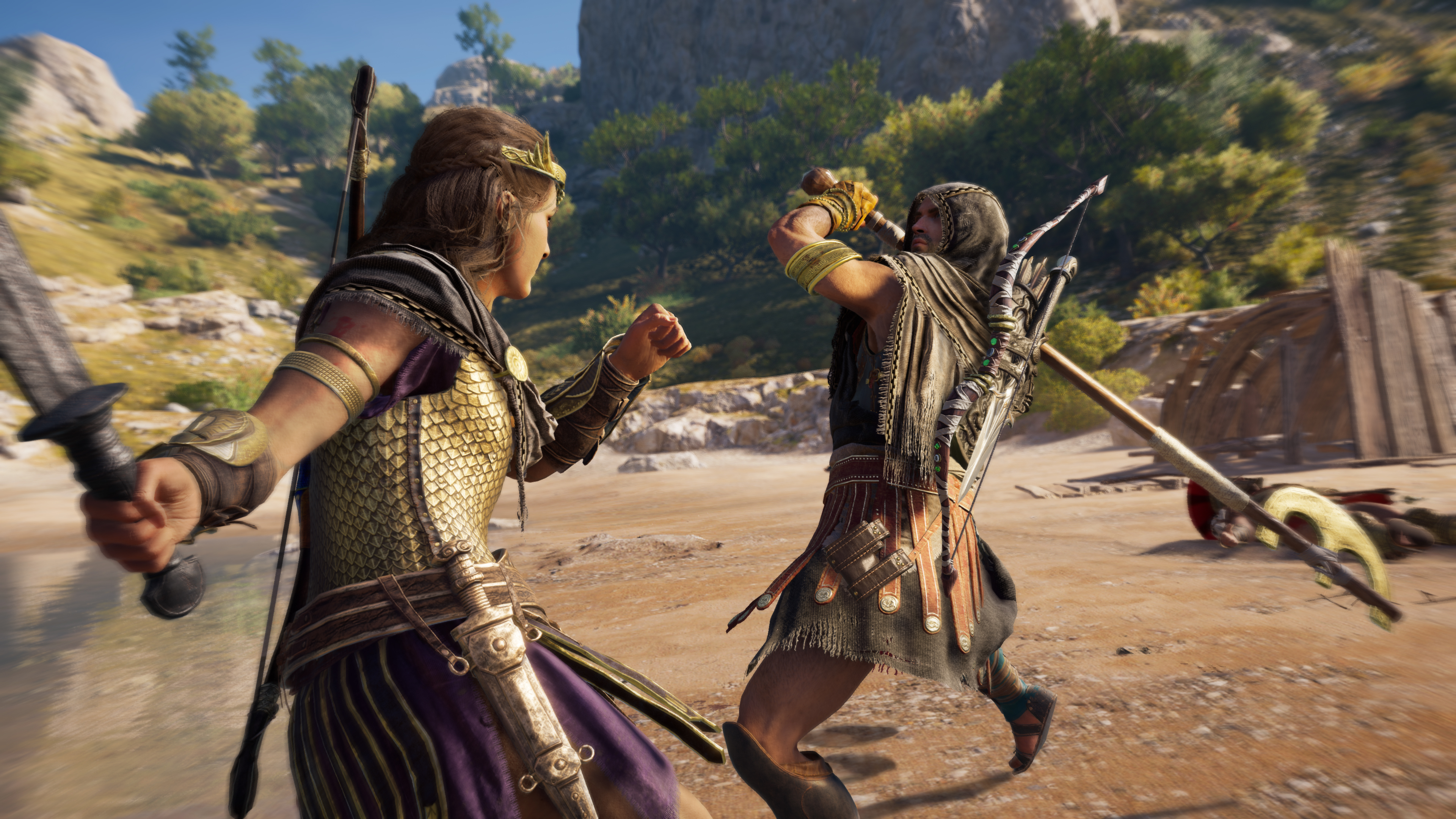Assassin's Creed Odyssey Refined The Series' Combat