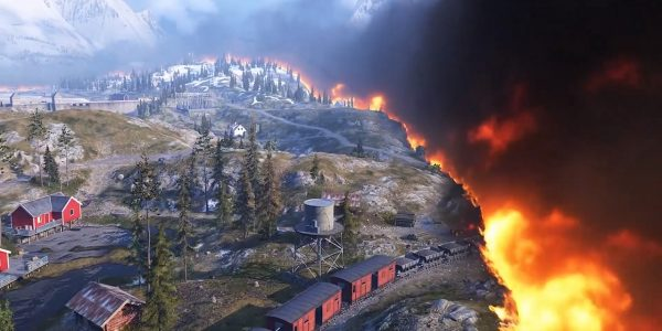 Battlefield 5 Firestorm Gameplay Trailer 3