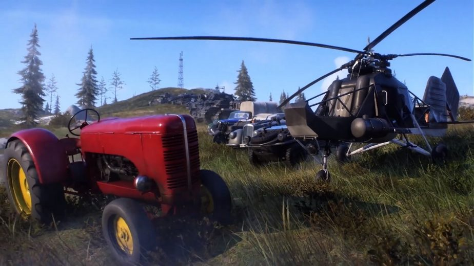 Battlefield 5 Firestorm Gameplay Trailer 4