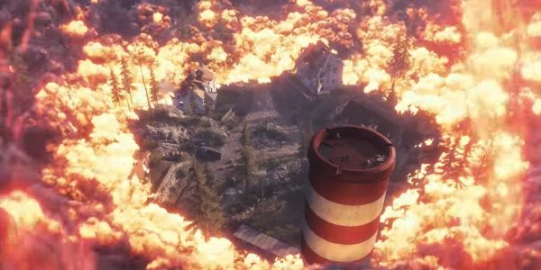Battlefield 5 Firestorm Battle Royale Gameplay Footage Shows Incredible Chaos