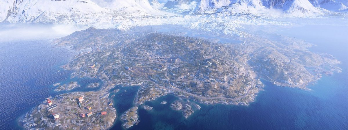 Battlefield 5 Firestorm Map is the Biggest Battlefield Map Ever