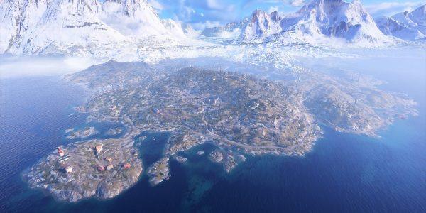 Battlefield 5 Firestorm Map is the Biggest Battlefield Map Ever
