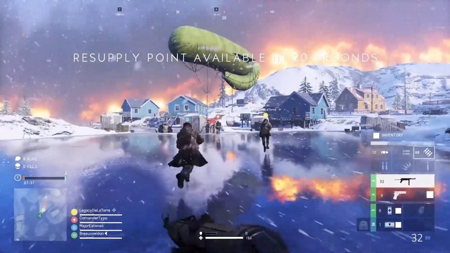 How to Complete the Battlefield 5 Firestorm Objectives