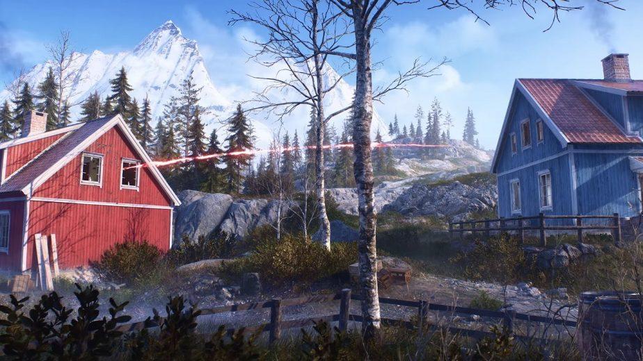Battlefield 5 Firestorm Trailer Released