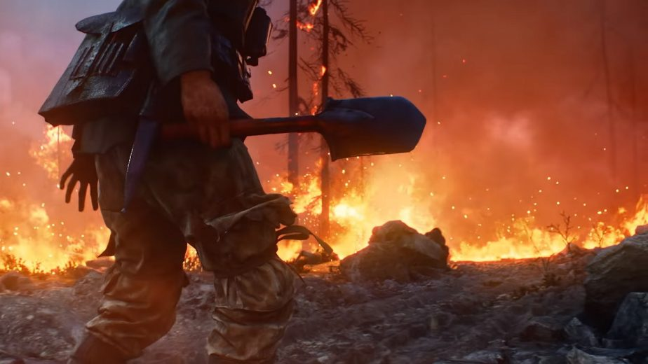 Battlefield 5 Special Assignments Trial by Fire 2