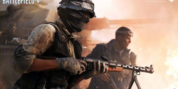 Battlefield 5 Weapons Development Detailed