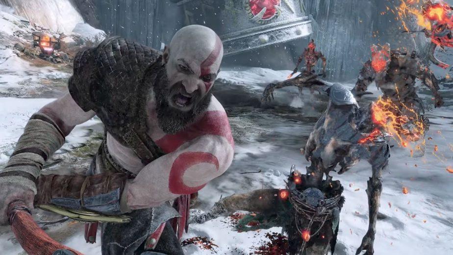 Biggest Video Game Companies God of War