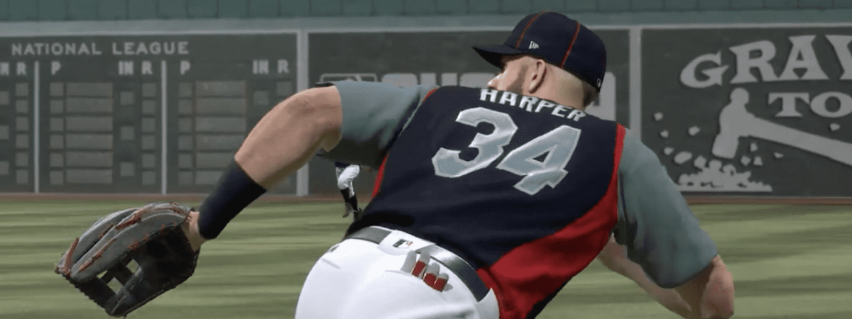 Bryce Harper MLB The Show