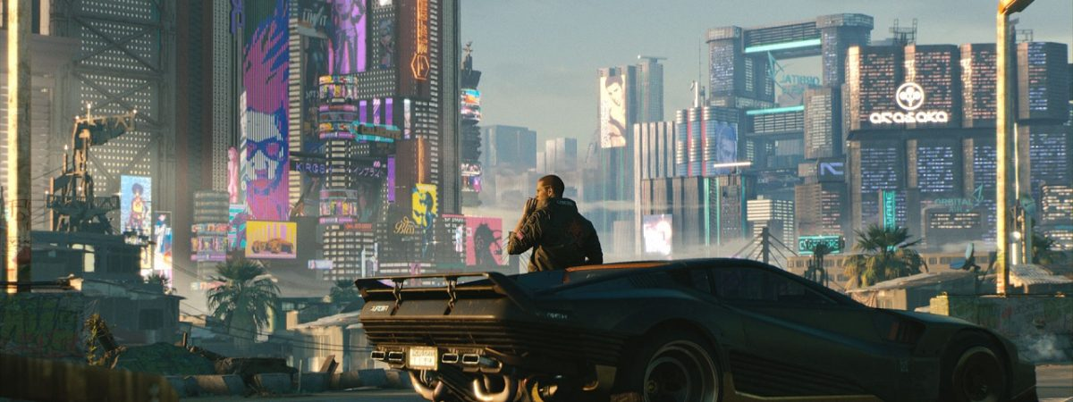 Cyberpunk 2077 Release Date Joined by Second RPG in 2021