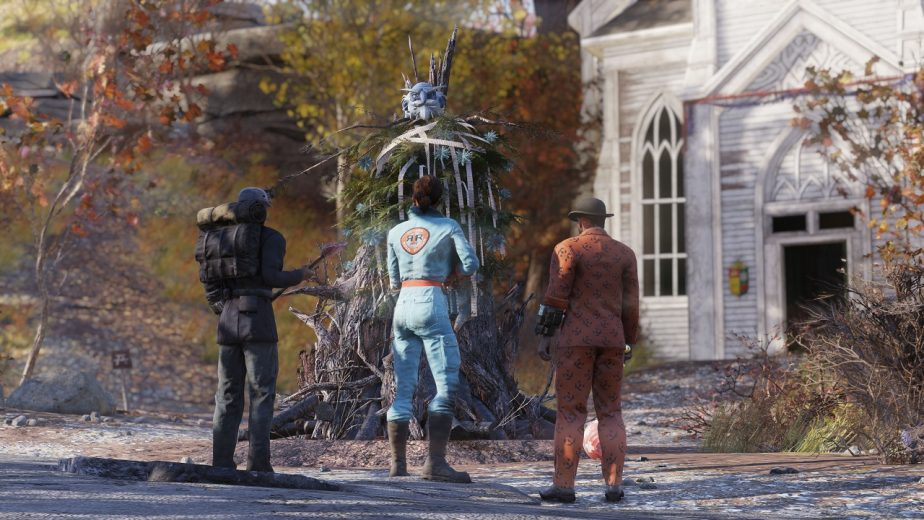 Fallout 76 Event Fasnacht Seasonal 2