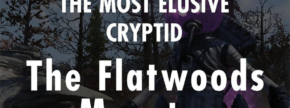 Fallout 76 Flatwoods Monster Most Elusive Cryptid