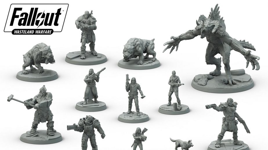 Fallout Tabletop RPG Coming in 2020 from Modiphius