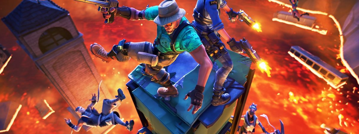 Fortnite Patch Removes Health-on-Kill Changes