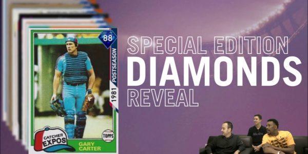 Gary Carter Diamond Card