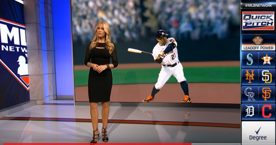 Heidi Watney Joins Mlb The Show 19 Reveals Her Motion Capture Pics