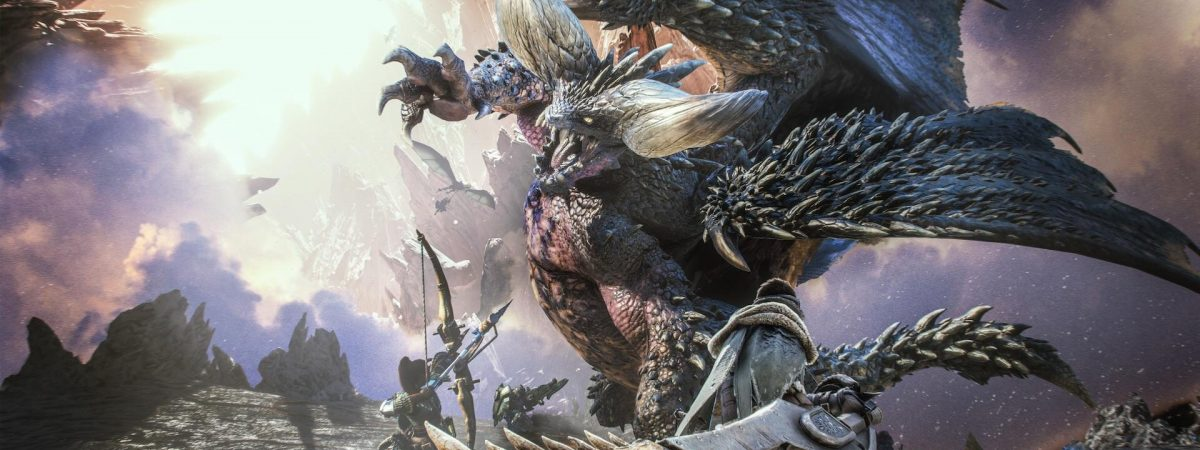 Monster Hunter is celebrating its 15th Anniversary!