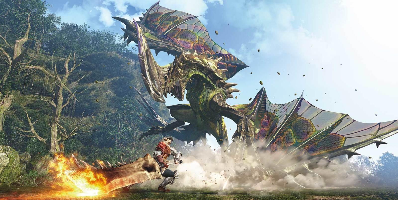 Capcom Celebrates Monster Hunter's 15th Anniversary Big time!