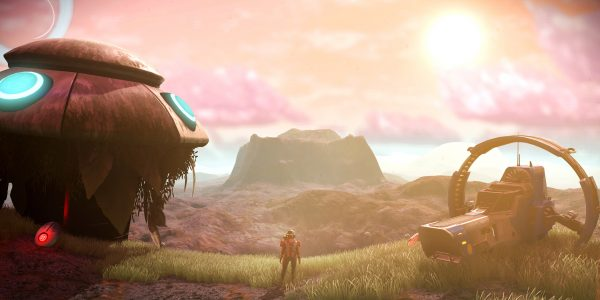 No Man's Sky BEYOND will bring No Man's Sky Online by Hello Games