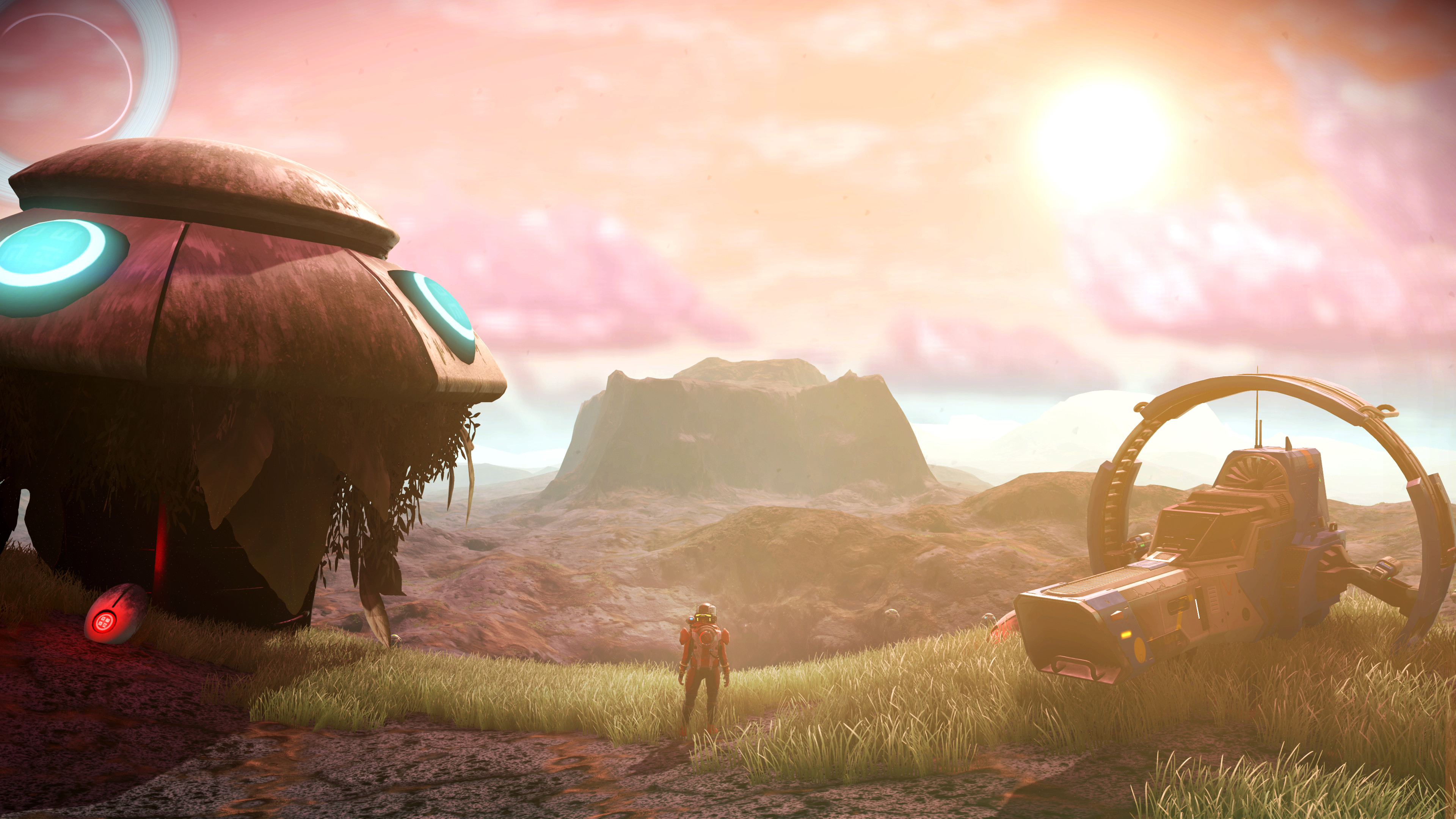 No Man's Sky BEYOND Will Improve Multiplayer Experience