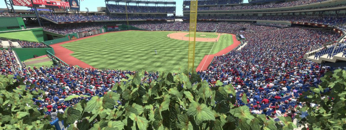 Washington Nationals MLB The Show 19