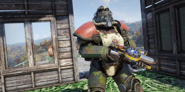 New Content Available Alongside DLC in Fallout 76 Atomic Shop