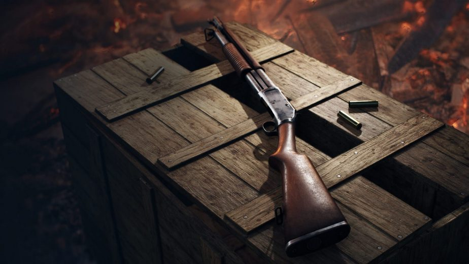 New Post Details Animating Battlefield 5 Weapons